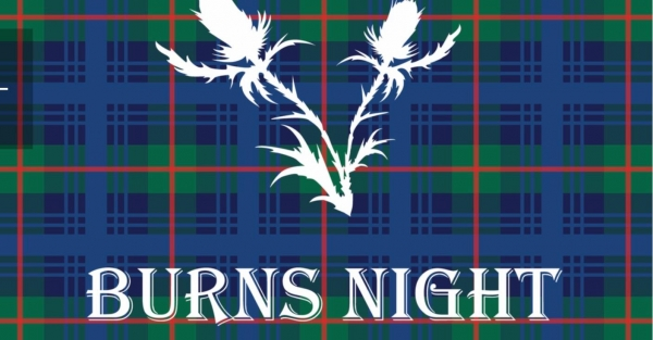 Burns Supper - 25th January